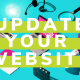 updating your website for ranking in Google
